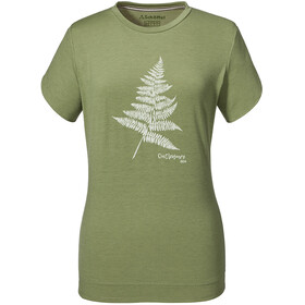 Schöffel Swakopmund - T-shirt manches courtes Femme - olive